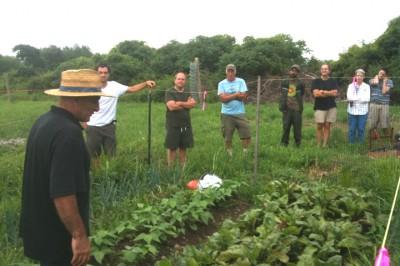 incubator farm tour