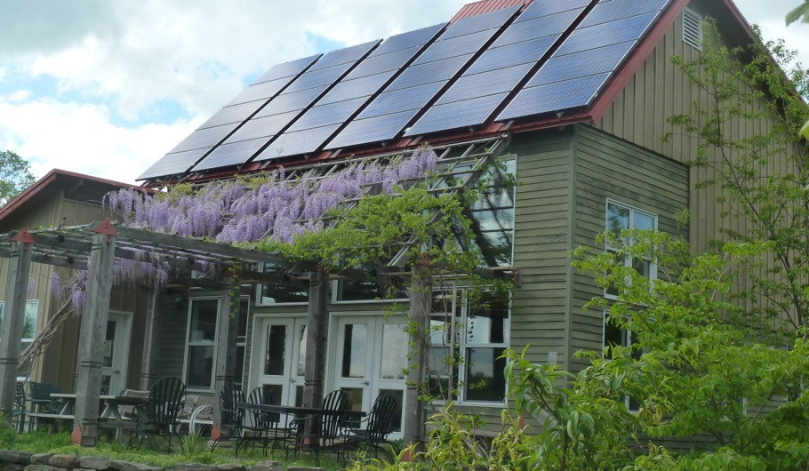 Fall Training Net Zero Energy Building Design Ecovillage
