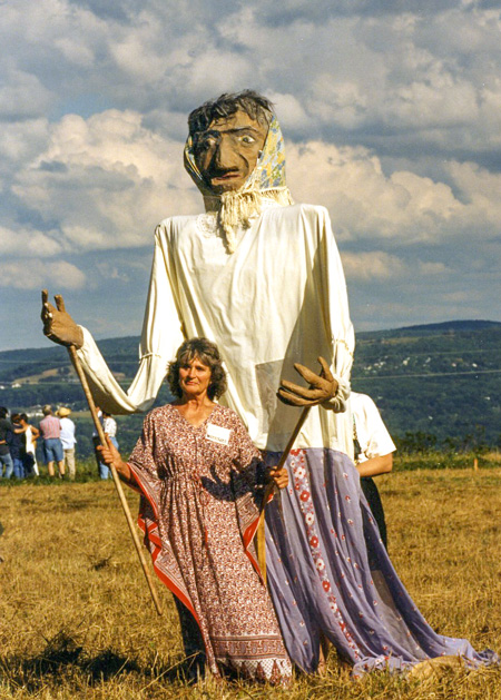 Archive-Nancy-w.-giant-puppet001-Bill Webber