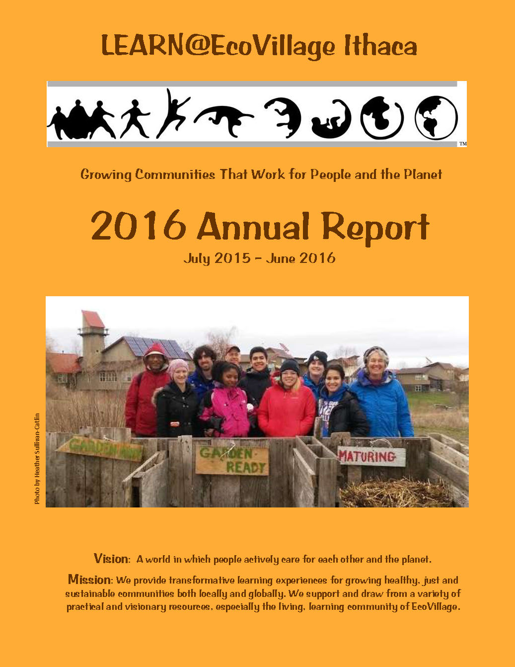 2016 Annual Report - EcoVillage Ithaca